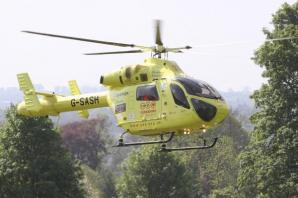 Second helicopter for Yorkshire Air Ambulance
